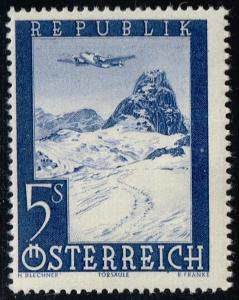 Austria #C52 Torsaeule; Unused (2.00)