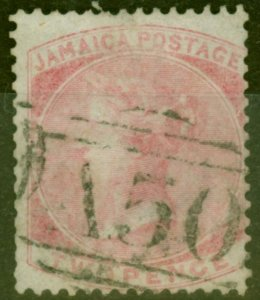 Jamaica 1860 2d Rose SG2 Ave Used