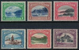 Trinidad & Tobago #34-9* (#35a)  CV $23.90