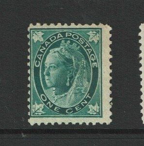 Canada SC# 67, Mint Hinged, lg Hinge/Pg Rem, some gum dist, 50% orig gum -S11368