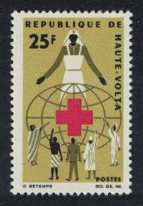 Upper Volta Red Cross 1v 1966 MNH SG#196