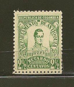 Antioquia I1 Late Fee Mint No Gum