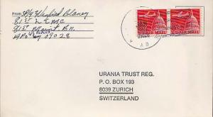 United States, U.S. A.P.O.'s, Airmail Issues, Airmail