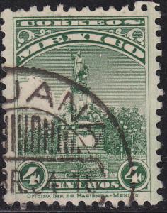 Mexico 689 Christopher Columbus 1934