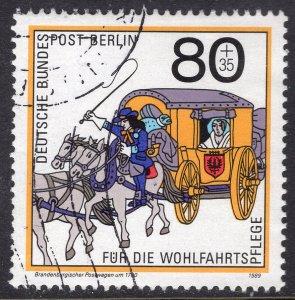 GERMANY SCOTT 9NB273