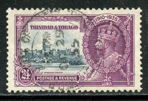 Trinidad and Tobago # 46 Used. CV $ 22.00