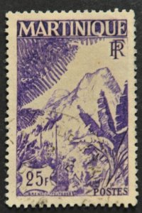 DYNAMITE Stamps: Martinique Scott #232 – USED
