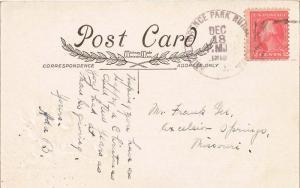 United States Pennsylvania (Lawrence Park Rural Sta.) Erie 1918 4-bar  1914-1...