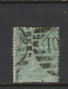 GREAT BRITAIN 54 VFU P4 W25 CV38 Q384