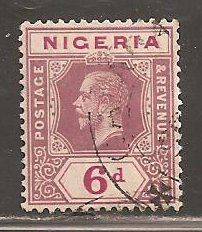 Nigeria  SC  7  Used