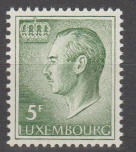 Luxembourg #427 MNH VF (ST2065)