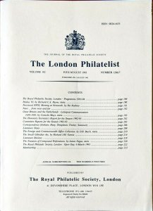 GREAT BRITAIN and the NETHERLANDS: LETTERPOST COMMUNICATION 1650-1850 Post Hist