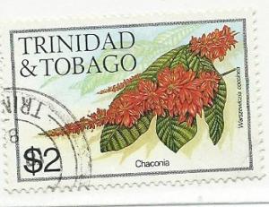 Trinidad & Tobago #404   (U) CV $2.25