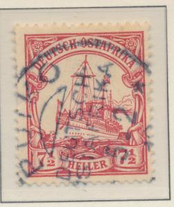 German East Africa Stamp Scott #33, Used - Free U.S. Shipping, Free Worldwide...