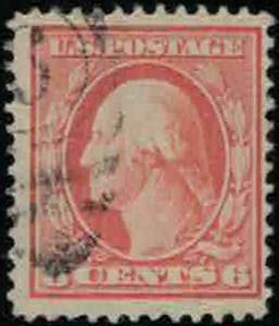 MALACK 379 F/VF, nice used stamp   w6592