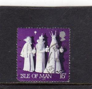 Isle of Man   Christmas used