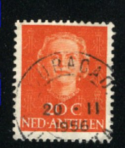 Netherlands-Antilles #219 used VF 1950-79 PD