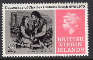 British Virgin Islands 223 MNH VF