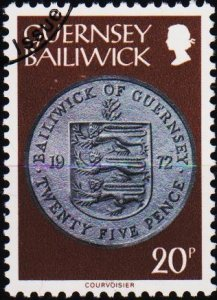 Guernsey. 1979  20p S.G.194 Fine Used