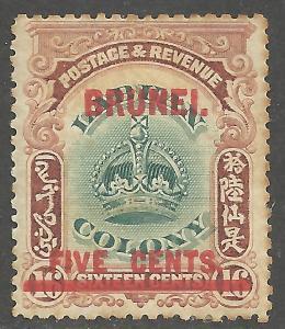 BRUNEI SCOTT 6