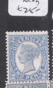Queensland SG 289 MOG (9dls)