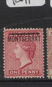 Montserrat SG 8 MNG (3dte)