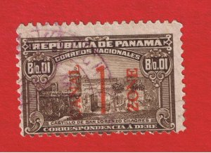 Canal Zone #J7 F-VF used Postage Due  Free S/H