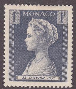 Monaco 391  Princess Grace Kelly 1957