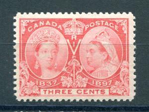 Canada #53  Mint  XF NH       - Lakeshore P...