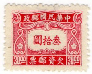 (I.B) China Revenue : General Duty $30