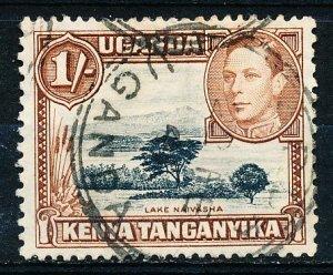 Kenya Uganda & Tanzania #80 Single Used