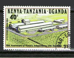 Kenya-Uganda-Tanzania 276 used