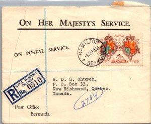 Bermuda, Registered