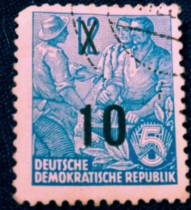 Forever Philately Germany # 196 used vf