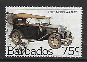BARBADOS  612 USED  FORD MODEL AA 1930
