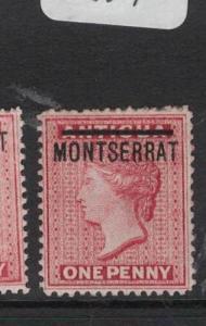 Montserrat SG 8 MOG (3dte)