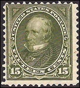 284 Mint,OG,NH... SCV $475.00