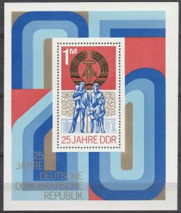 DDR #1584 MNH (K1807L)
