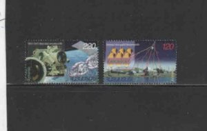 ARMENIA #668-669  2002 SPACE RESEARCH   MINT VF NH  O.G