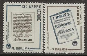 Cuba C195-196  nh