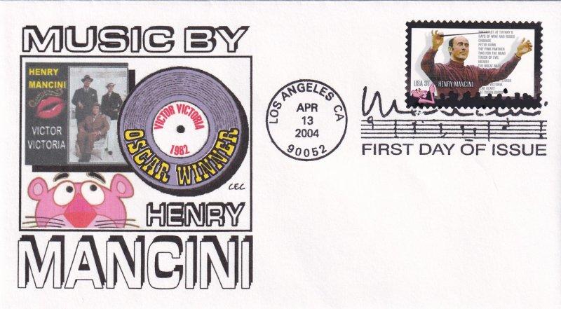 2004, Honoring Henry Mancini, CEC, FDC (E11864)