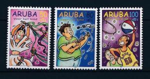 [AR218] Aruba 1998 Playing children  MNH