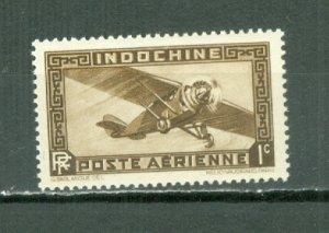 INDO-CHINA 1933 AIR #C1...MNH