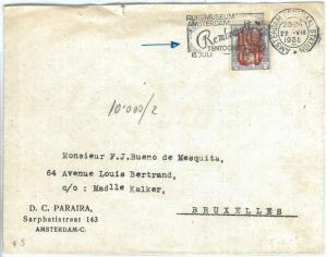 Architecture 2019 Official Postal History: Maximum Card 1943 Useful 59143 Andorra