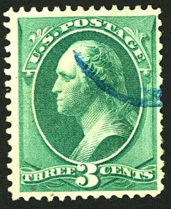 U.S. #184 USED