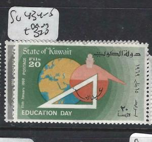 KUWAIT    (P0405B)  EDUCATION DAY B  SG 434-5   MOG