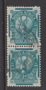 South Africa Sc#98 Used