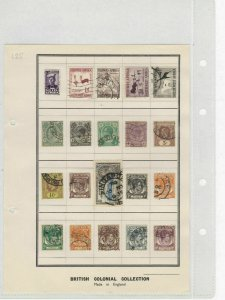 Malaysia + African Stamps Ref: R4565