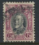 Southern Rhodesia SG 20a Perf 11½  Used