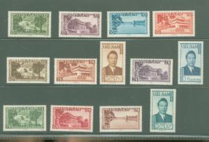 South Vietnam  1-13 Mint VF NH